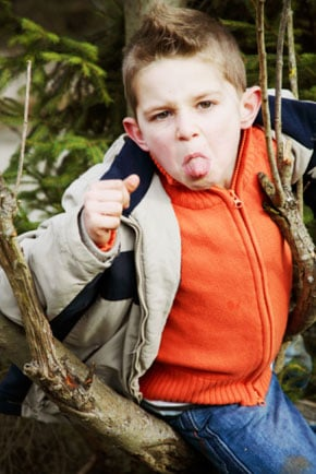 A New Study Reveals Fearless Children Turn Into Criminals