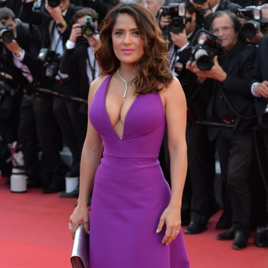 Salma Hayek's Style at Cannes Film Festival