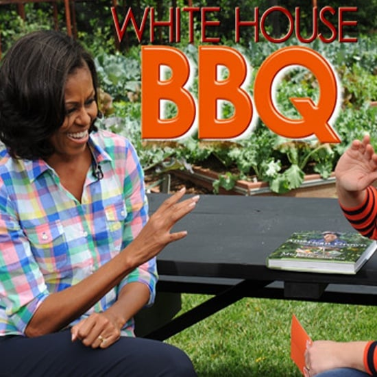 Michelle Obama on Rachael Ray
