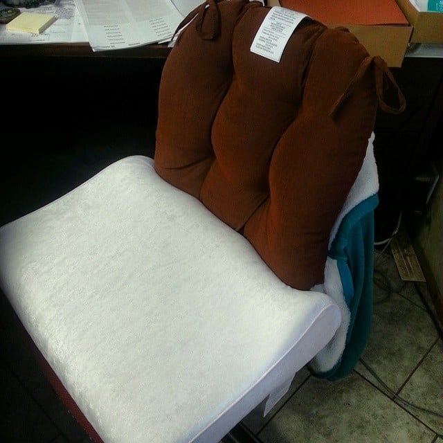 A Comfortable Chair