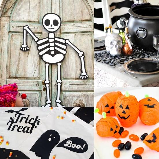 Get Spooky: 22 Adorable DIY Decor Ideas For Halloween