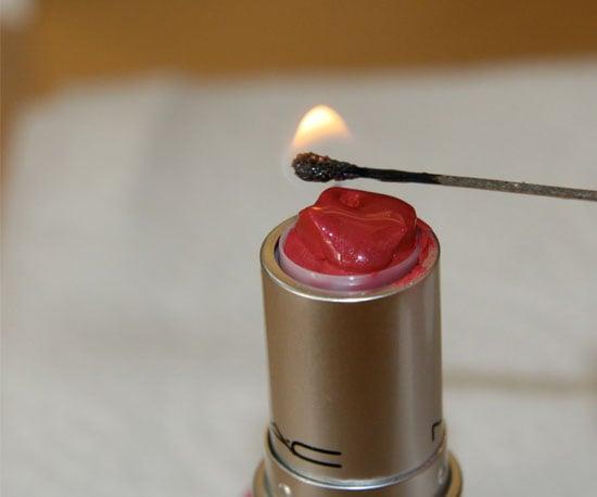 How-To: Repair a Broken Lipstick