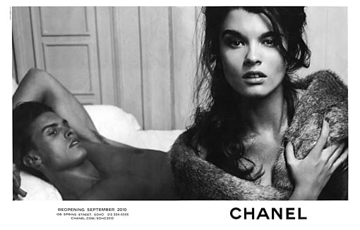 Photos of Crystal Renn for Chanel Shot by Karl Lagerfeld 2010-08-23 03:29:41