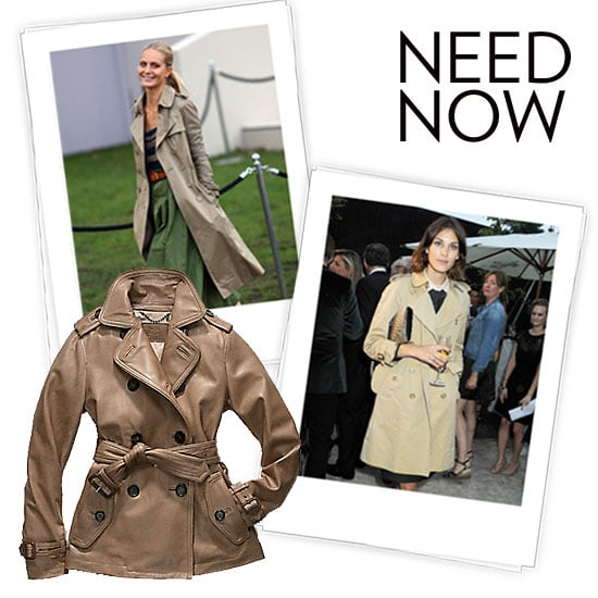 Best Trench Coats Spring 2012