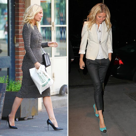 Gwyneth Paltrow Brings Two Hot Looks Out During One NYC Day