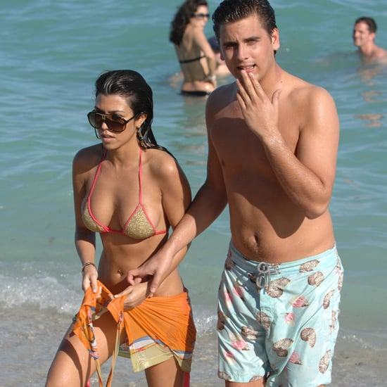 Photos of Celebrity Couples on the Beach