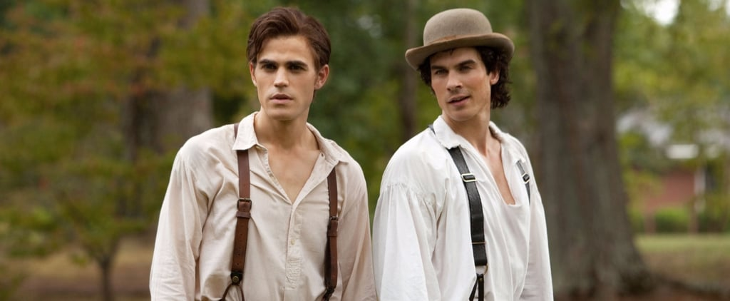 How Old Are the Actors on The Vampire Diaries?