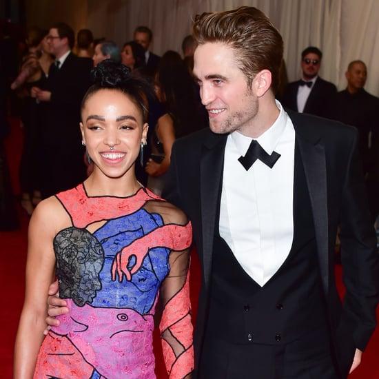 Robert Pattinson and FKA Twigs Wedding Quotes