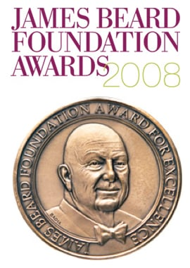 Announcing the 2008 James Beard Award Winners