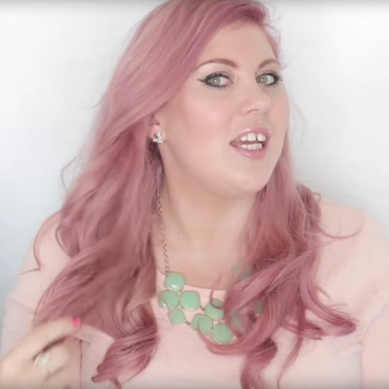Pink Hair For Breast Cancer Awareness Month | Video