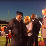 1 Teen With Cerebral Palsy Walked For the First Time at Graduation, and the Moment Will Melt Your Heart
