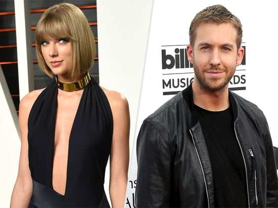 Calvin Harris Skips Thanking Taylor Swift While Accepting Award for 'This Is What You Came For'