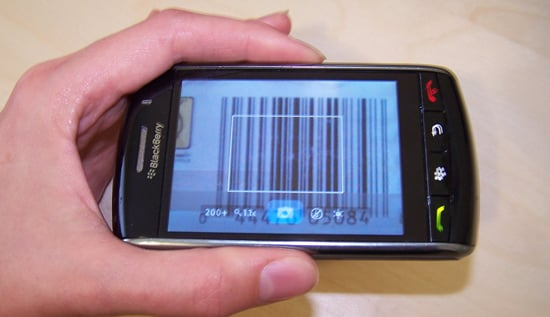 The Edocrab BB App Scans Barcodes While Shopping