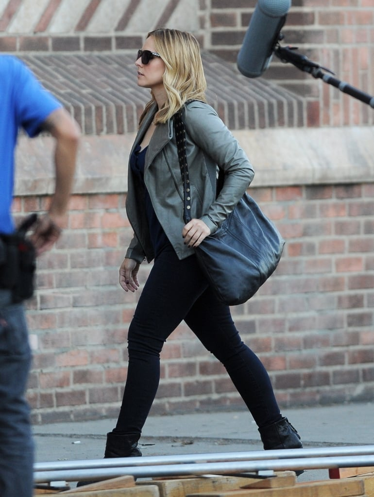 Veronica Mars Movie: Get a Behind-the-Scenes Look From the Set!