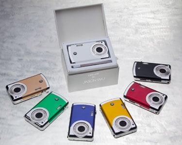 Jason Wu Partners With GE to Design Digital Cameras