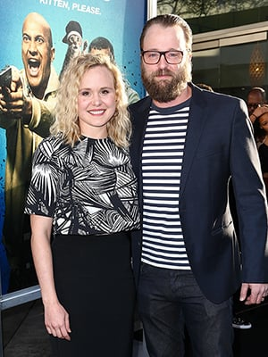 Alison Pill Is Pregnant! Actress Expecting a Daughter with Joshua Leonard