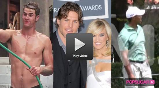 Miley's Liam Looks For Shirtless Advice From Taylor Lautner 2010-03-26 14:30:00