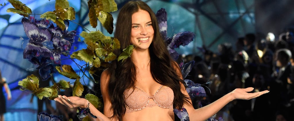 Adriana Lima Makes History at the Victoria's Secret Fashion Show