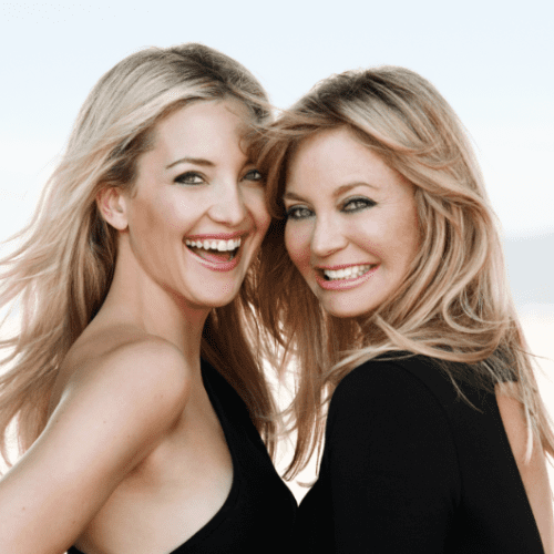 Kate Hudson and Goldie Hawn on Beauty and Motherhood