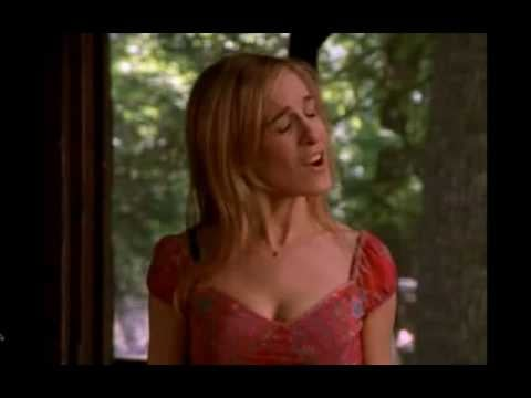 Carrie Bradshaw vs. the Squirrel