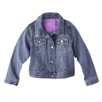 A Basic Denim Jacket