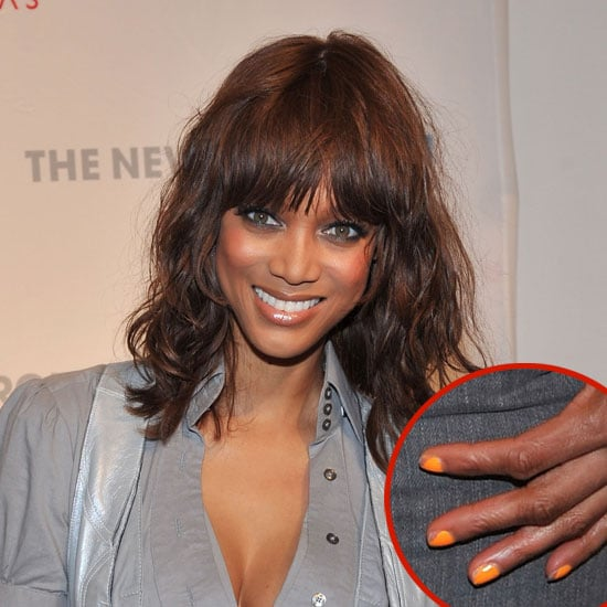 Celebrities With Chipped Nail Polish 2011-06-16 14:18:05