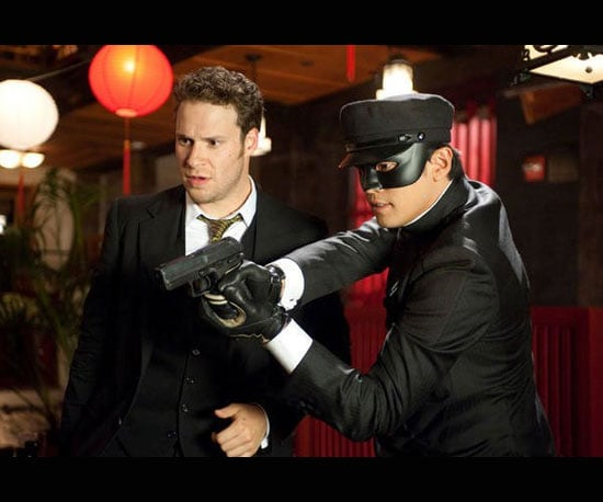 Sony Presents: The Other Guys, The Green Hornet, and Priest