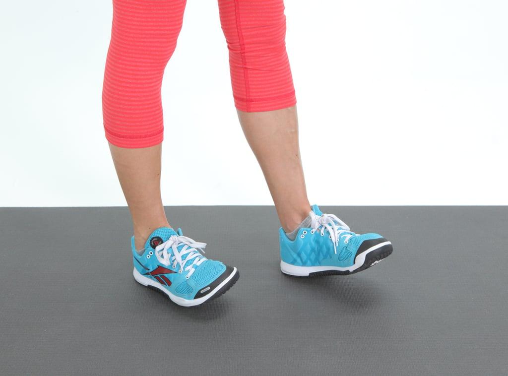 Plantar Fasciitis: Heel Walks