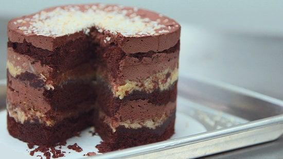Momofuku Milk Bar German Chocolate Cake