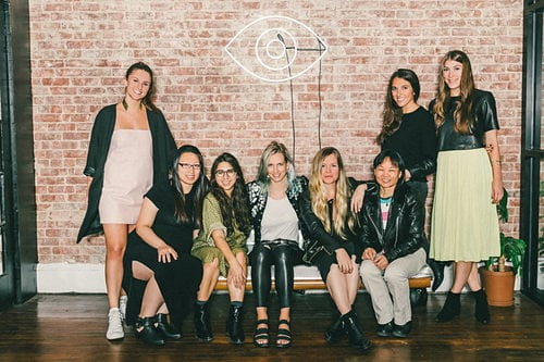 What the Leather-Clad Team at Veda Wears to Work