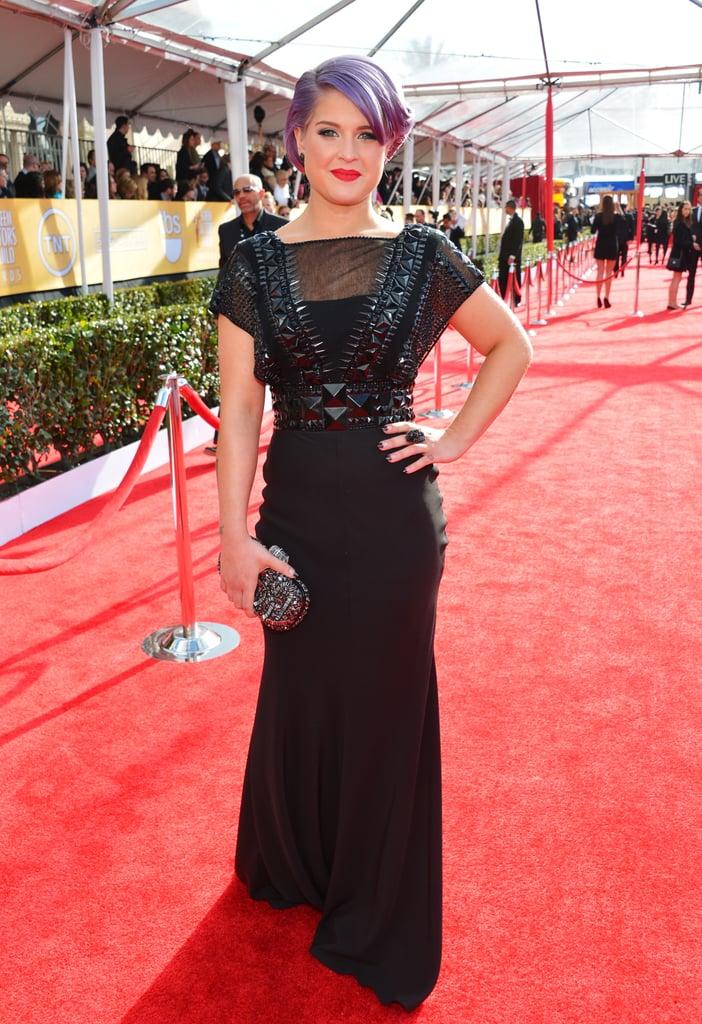 Kelly Osbourne at the 2013 SAG Awards
