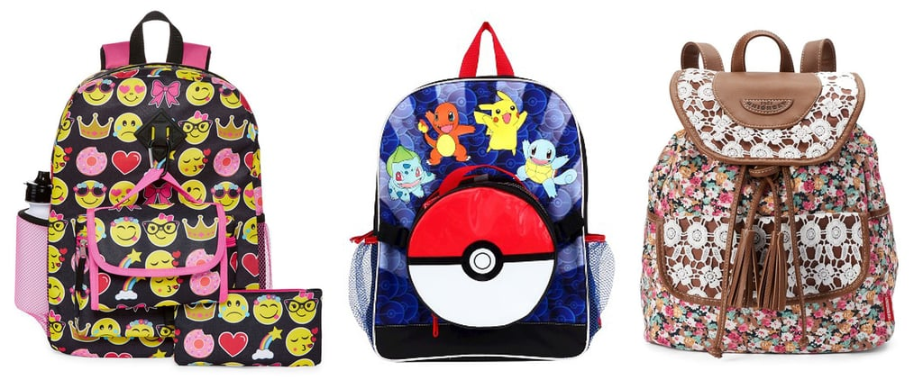100 Backpacks Under $25 For Going Back to School