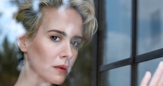 Sarah Paulson Poses Topless in Sultry 'W' Magazine Spread, Plus More Celebs' Sexy Photos From the Shoot
