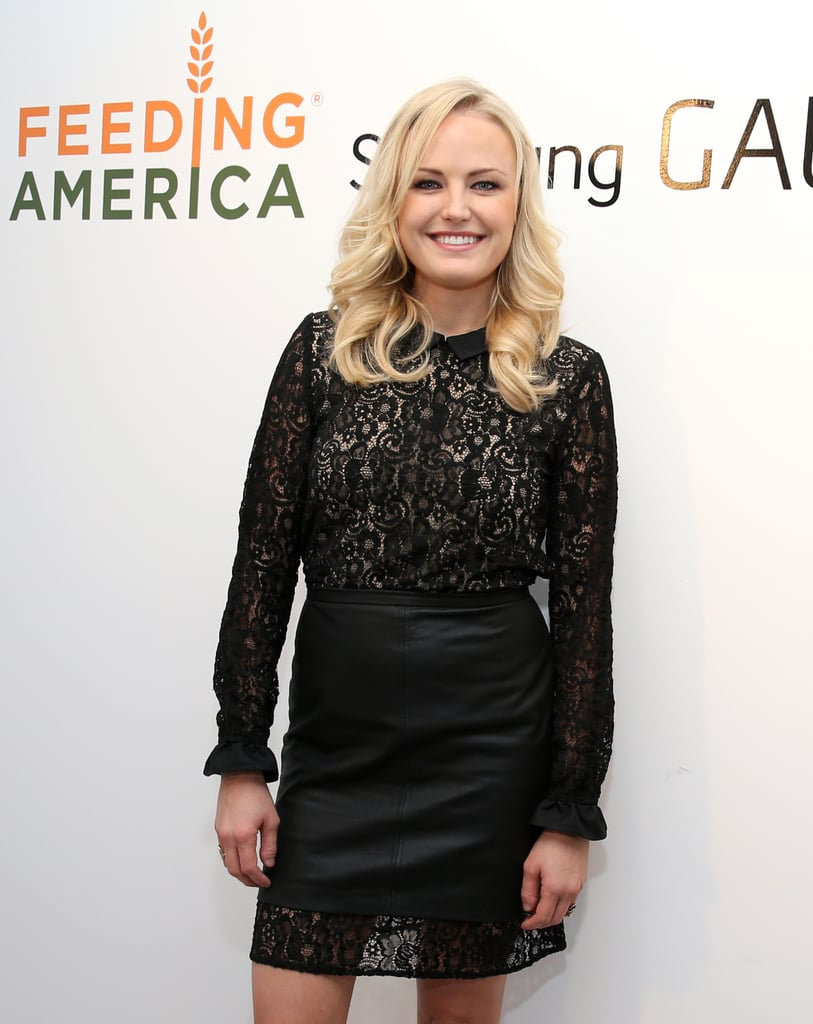 Malin Akerman attended the Variety Awards Studio.