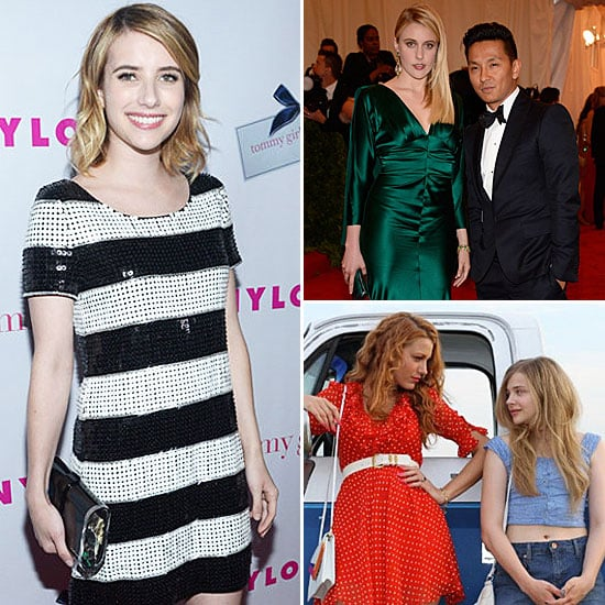 Celebrity Style Recap For May 7, 2012
