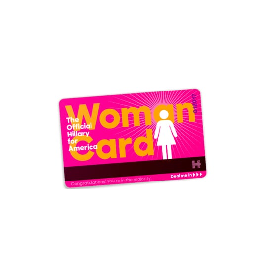 Hillary Clinton Donors Receive Woman Card