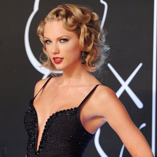 Taylor Swift Hair and Makeup at VMAs 2013
