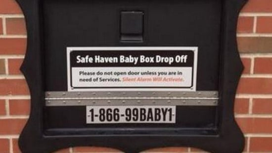 """Baby Boxes"" Provide A Safe Haven For Abandoned Infants"