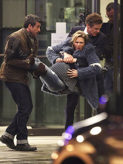 Who's Your Daddy? Patrick Dempsey and Colin Firth Fight for Renée Zellweger's Heart in New Bridget Jones's Baby Trailer