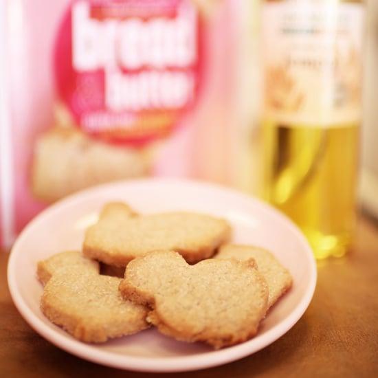 Vegan Lemon Cookies Recipe