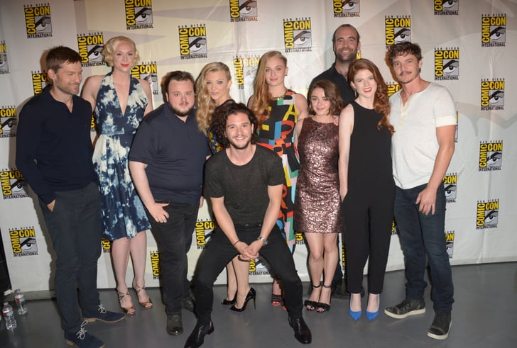 The Game of Thrones Cast Answers Your Questions About Nudity and More