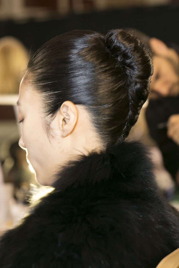 The Hair at Roland Mouret, Paris