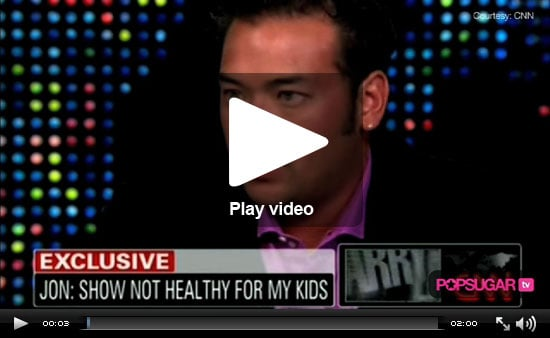 Jon Gosselin Says Ridiculous Things on Larry King