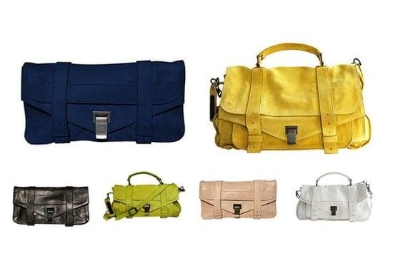 Flagship Handbags For 2009: The Proenza Boys Did It Again