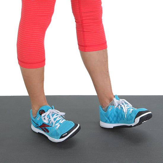 Avoid Shin Splints With Heel Walks