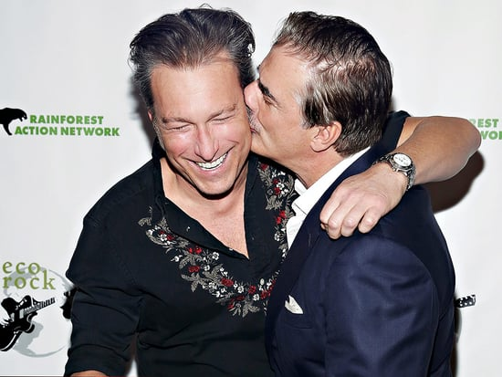 No Carrie Needed! John Corbett and Chris Noth Rekindle the Sex and the City Magic with a Steamy Kiss
