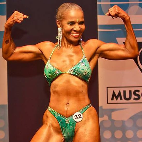 World's Oldest Female Bodybuilder (Video)