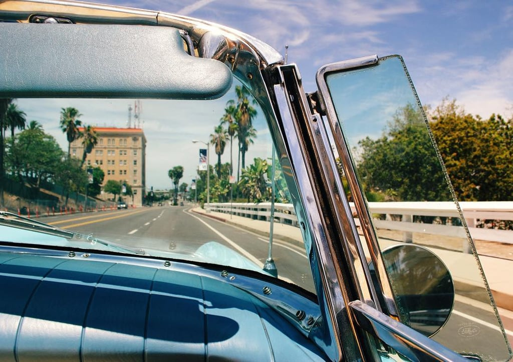 Rent a Convertible For a Day