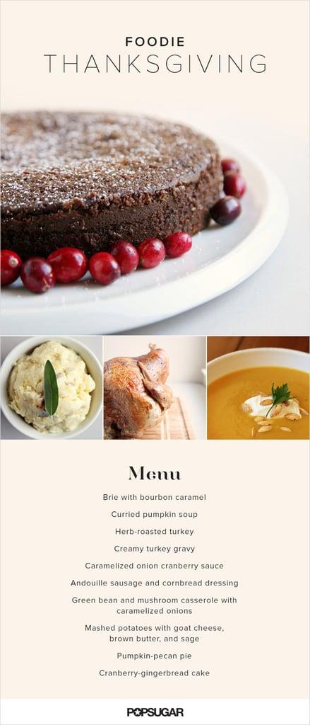 Foodie Thanksgiving