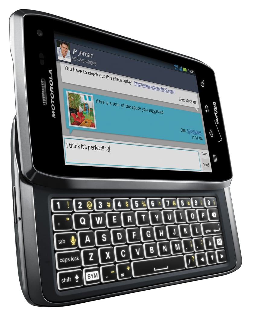 World's Thinnest QWERTY Smartphone